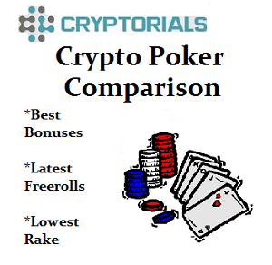 crypto poker comparison